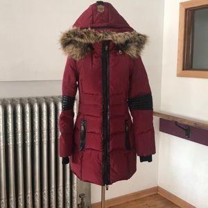 Nicole Benisti Coat Sz Small